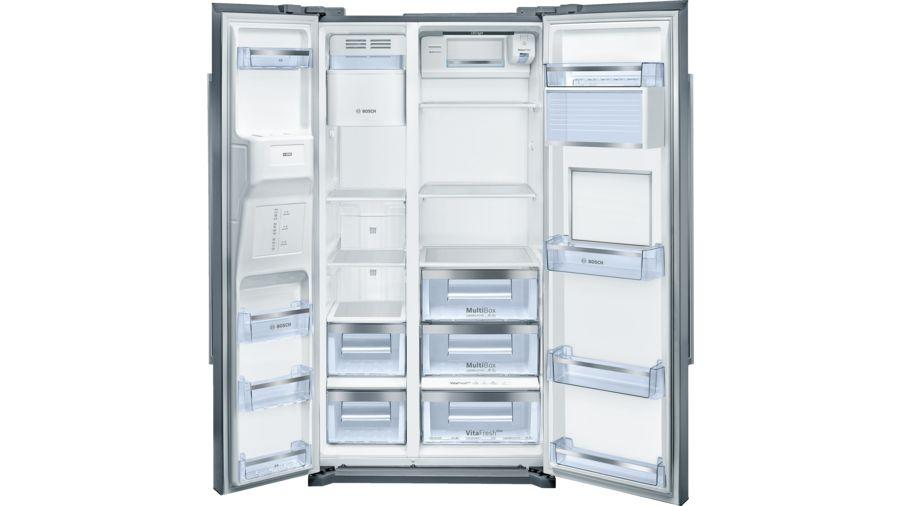 Tủ lạnh Bosch 2 cánh side by side model HMH.KAG90AI20G 1