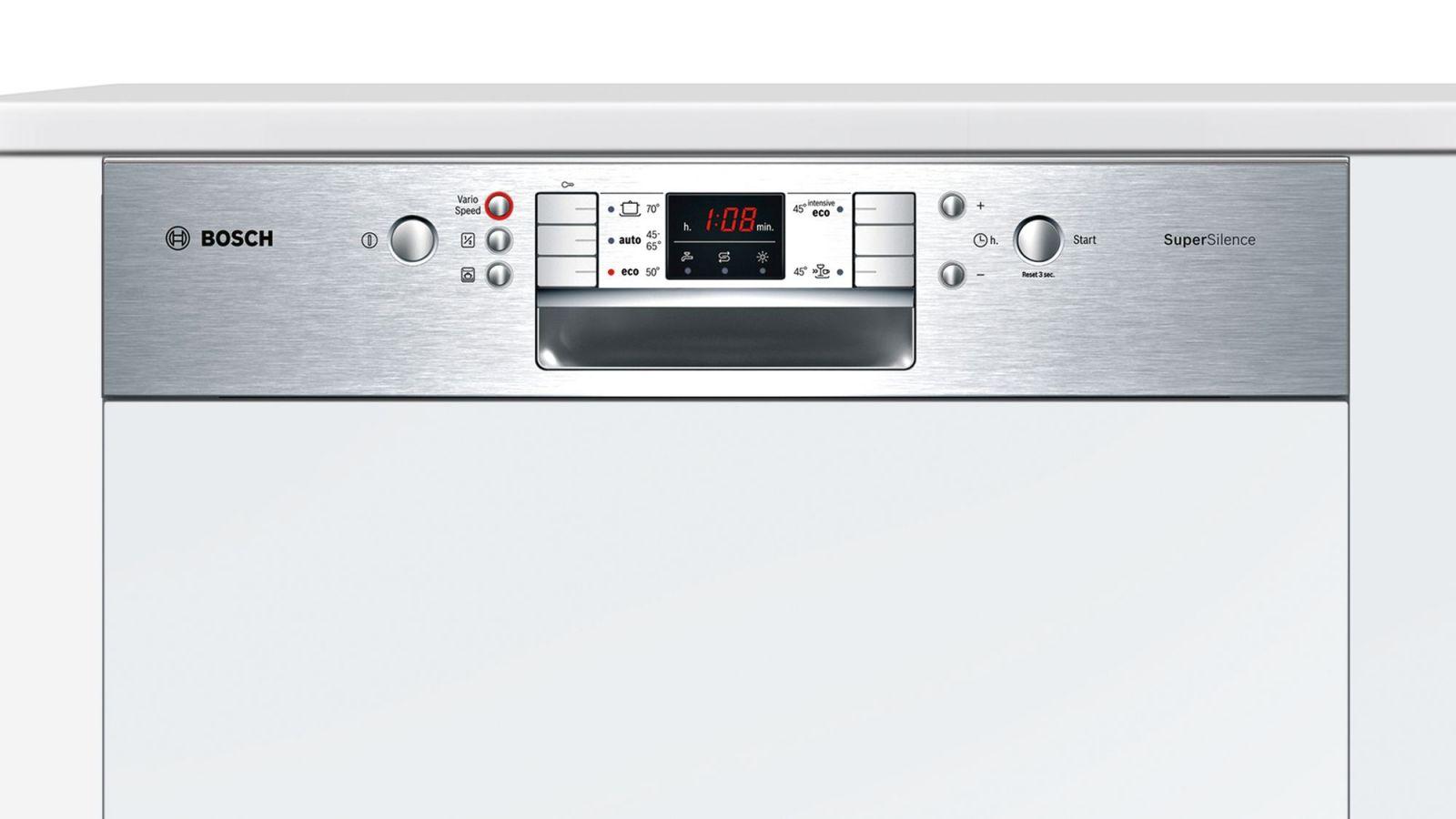 Máy rửa bát bán âm Bosch HMH.SMI46IS03E 60CM 1