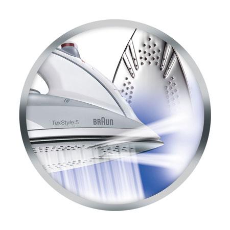 Bàn là hơi nước Braun TexStyle 3 – chất lượng tốt nhất 02