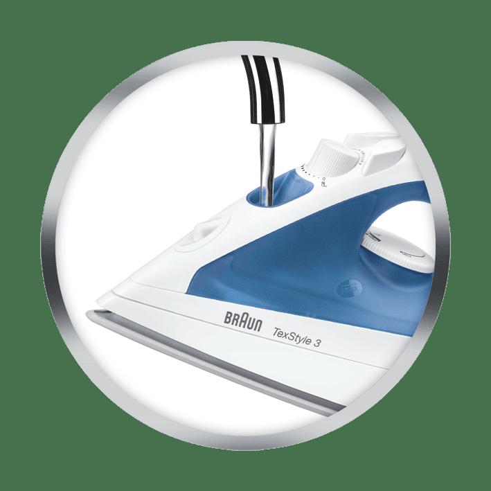 Bàn là hơi nước Braun TexStyle 3 – chất lượng tốt nhất 01