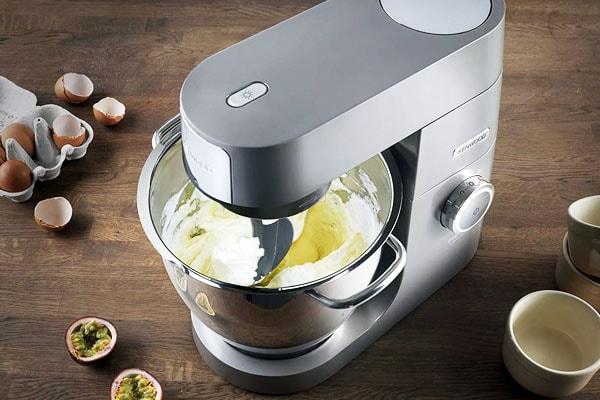 Ngoài trứng, chiếc máy còn có thể xử lý nhiều nguyên vật liệu đa dạng khác nhau