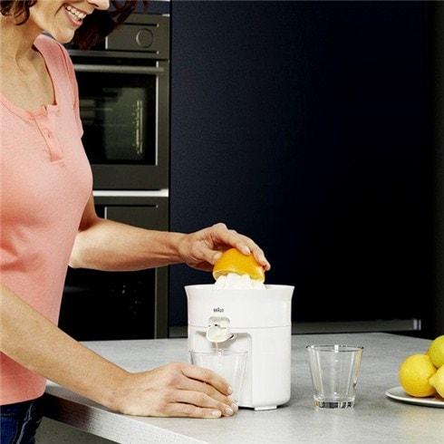 Máy vắt nước cam Braun MPZ 9 màu trắng 02
