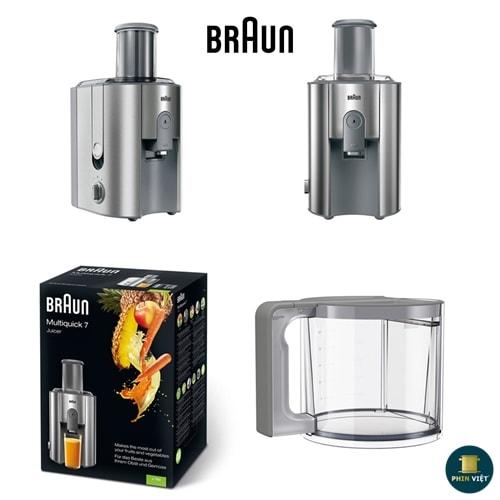 Máy vắt nước hoa quả Braun Identity Collection Spin juicer J700