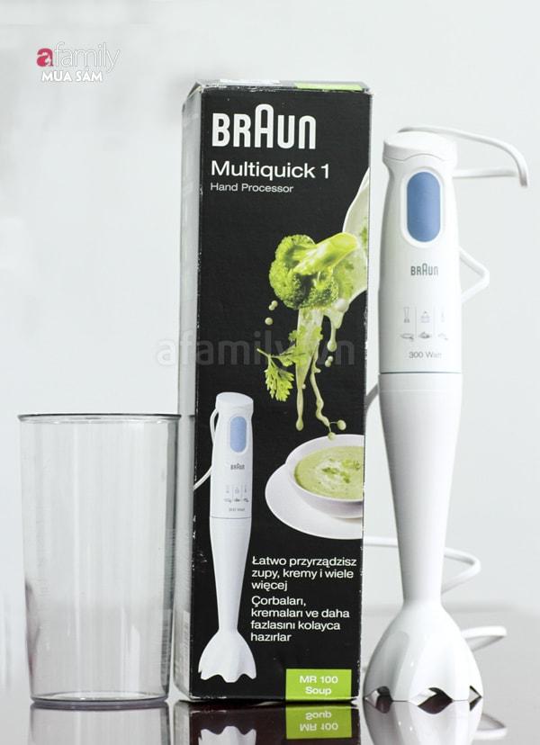 Máy xay cầm tay Braun MultiQuick 1