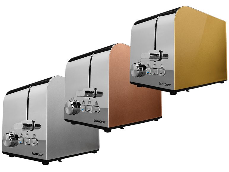 Máy nướng bánh mì Silvercrest Toaster STS 850 D1 01