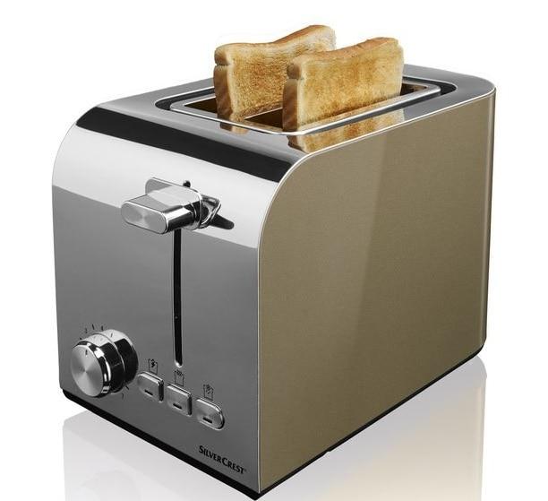 Máy nướng bánh mì Silvercrest Toaster STS 850 D1 02