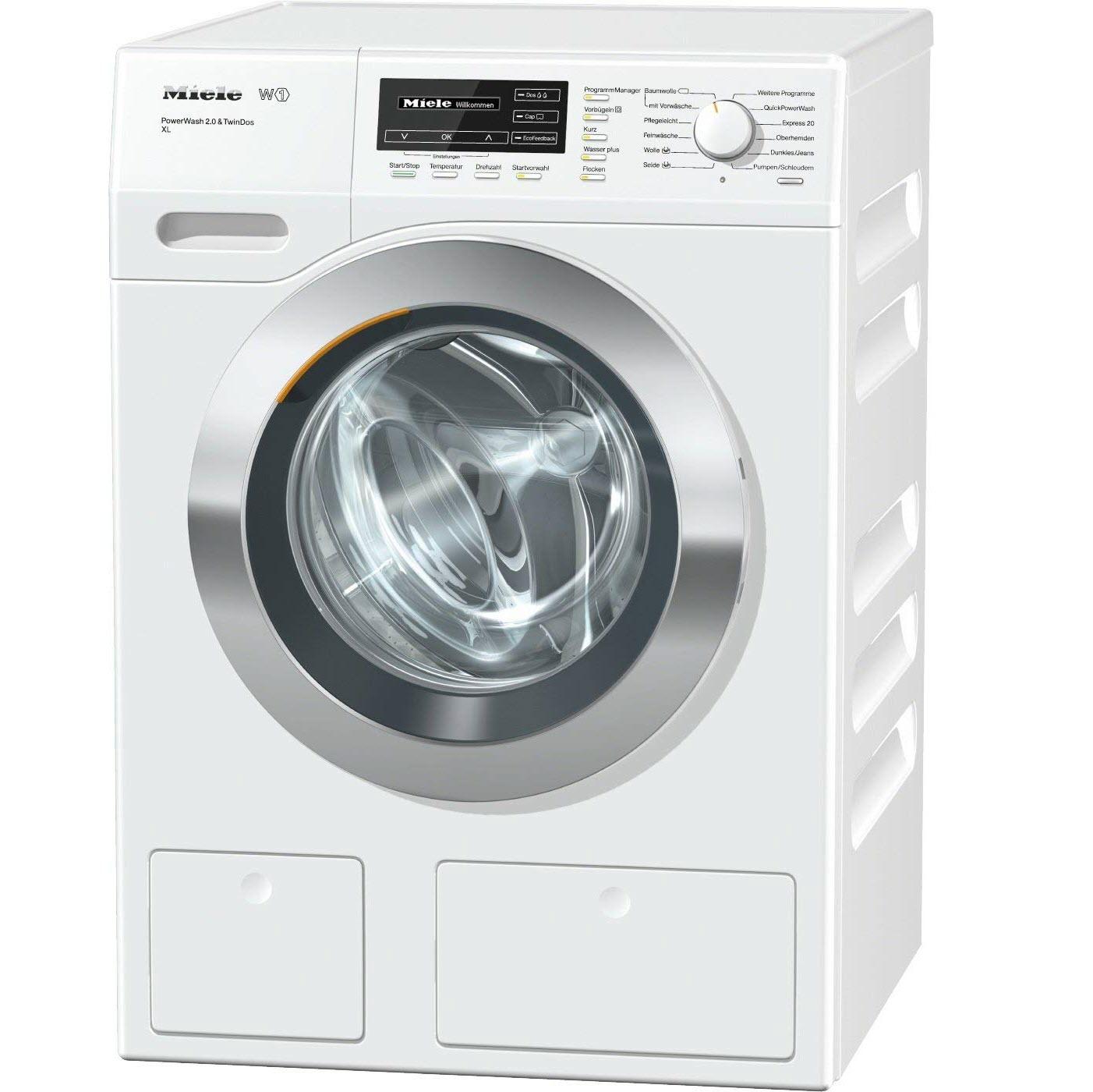 máy giặt Miele WKH 132 WPS