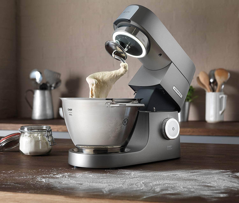 Máy trộn đa năng Kenwood Chef XL Titanium KVL8320S 1