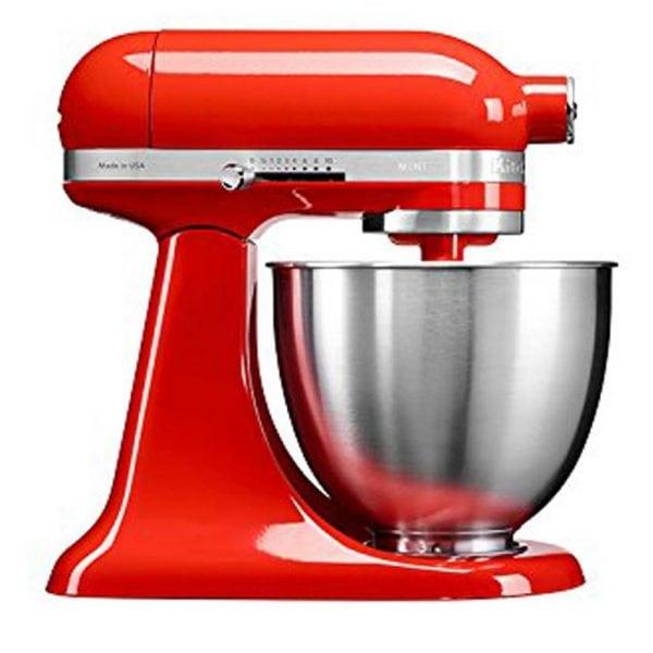 Máy trộn KitchenAid 220v màu đỏ-5KSM3311XEHT