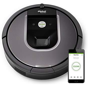 Robot hút bụi iRobot Roomba 960 Saugroboter 01