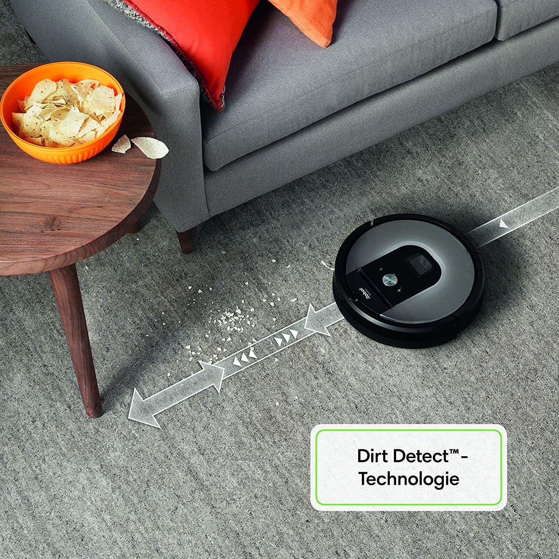 Robot hút bụi iRobot Roomba 960 Saugroboter