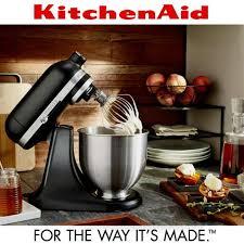 Máy trộn KitchenAid 220v màu đen -5KSM3311XEBM 1