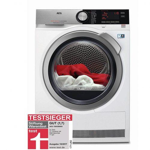 Máy giặt AEG Warmepumpentrockner T8DE86685