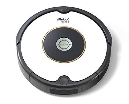 Robot hút bụi iRobot Roomba 605 Saugroboter 01