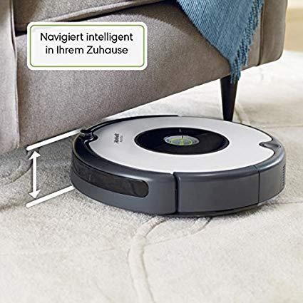 Robot hút bụi iRobot Roomba 605 Saugroboter