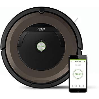 Robot hút bụi iRobot Roomba 896 Saugroboter 02