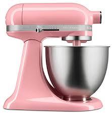 Máy trộn KitchenAid 220v màu hồng-5KSM3311XEGU