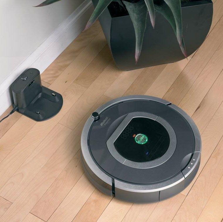 Robot hút bụi iRobot Roomba 681 Saugroboter
