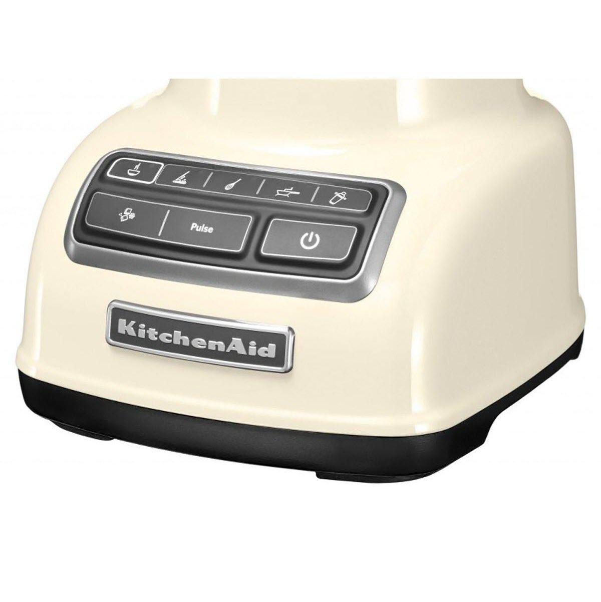 máy xay sinh tố 4 tốc độ màu kem KitchenAid 5KSB1585EAC