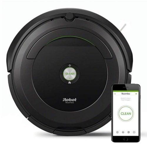 Robot hút bụi iRobot Roomba 696 Saugroboter