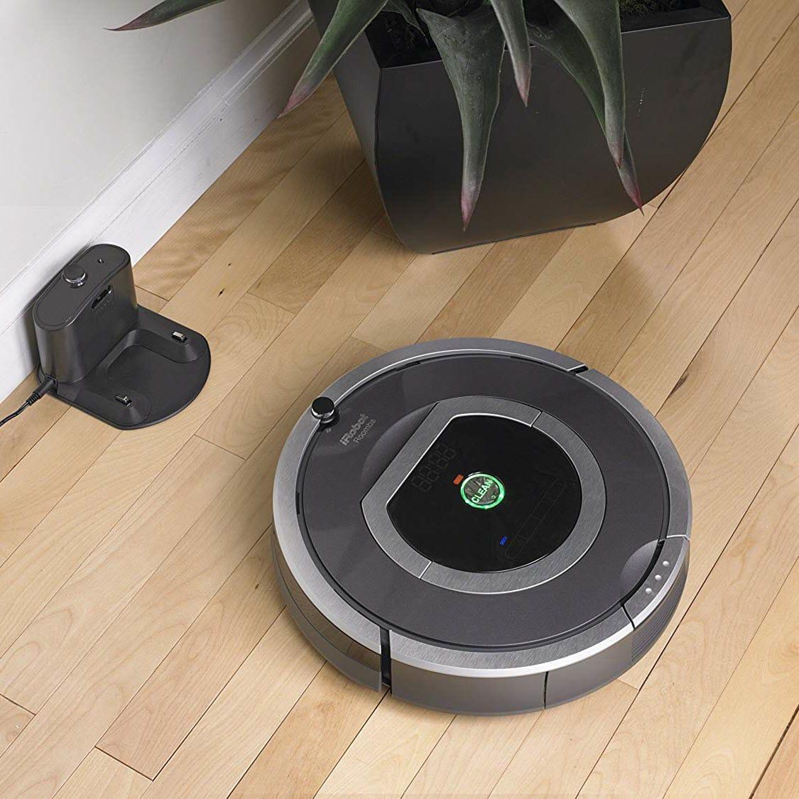 Robot hút bụi iRobot Roomba 780 Staubsaug