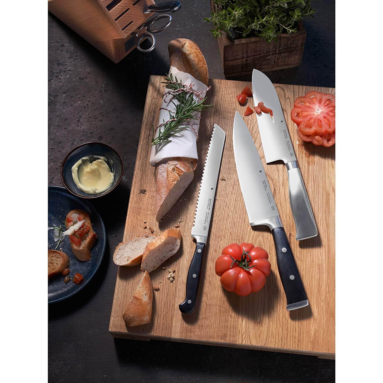 Set dao thái WMF Spitzenklasse Plus Messerset 3
