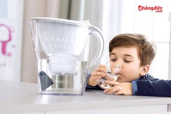 bình lọc nước brita