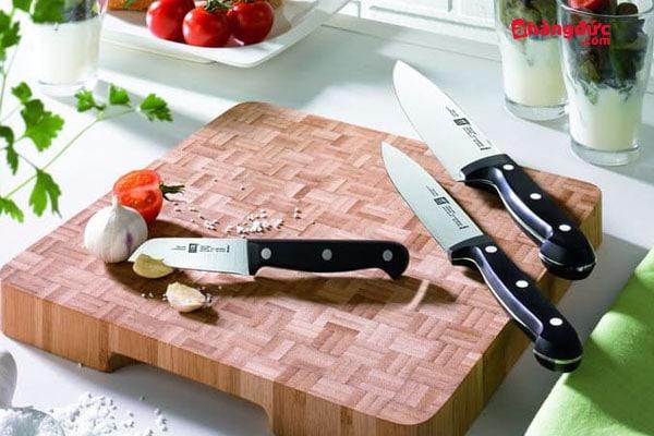dao làm bếp của đức