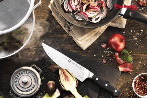 Bộ dao nhà bếp làm bếp nào tốt nhất hiện nay?
