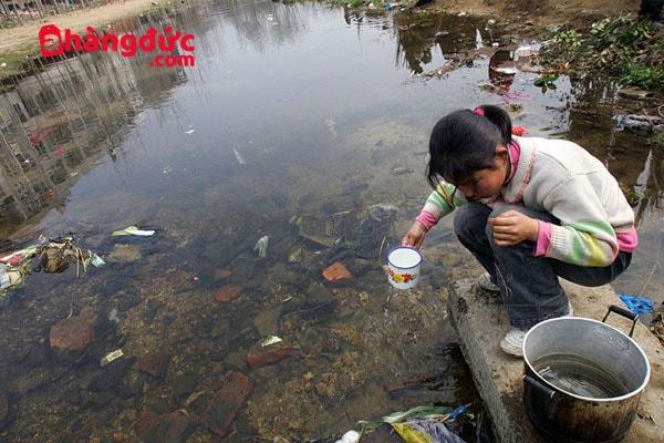 Loại bỏ ô nhiễm