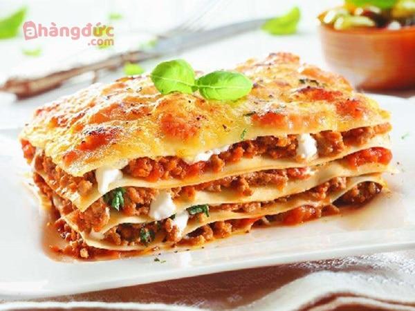 Làm món Lasagna
