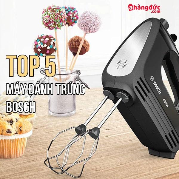 máy đánh trứng bosch