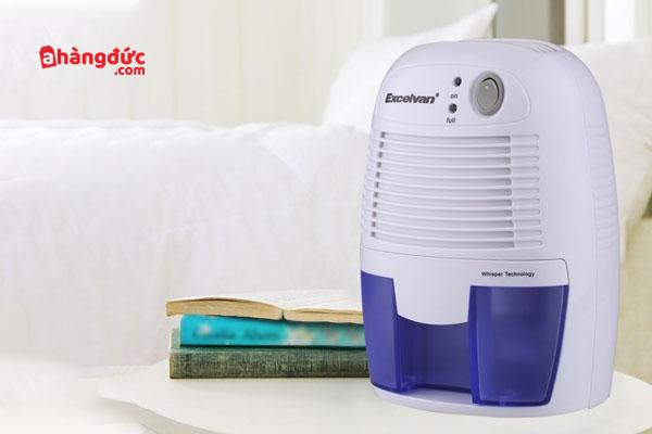 Đặt máy hút ẩm ở vị trí phù hợp