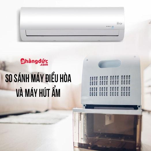 Sử dụng máy hút ẩm hay máy điều hòa cover