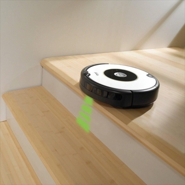 Robot hút bụi iRobot Roomba 605