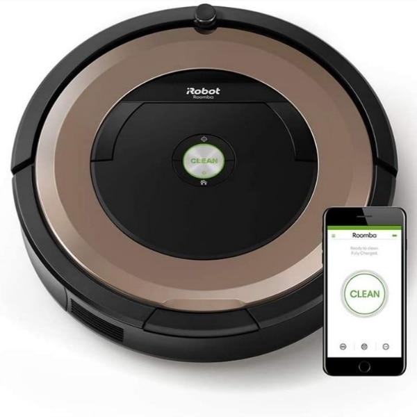Robot hút bụi iRobot Roomba 895
