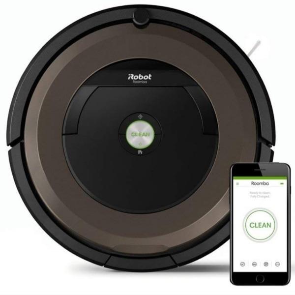 Robot hút bụi iRobot Roomba 896