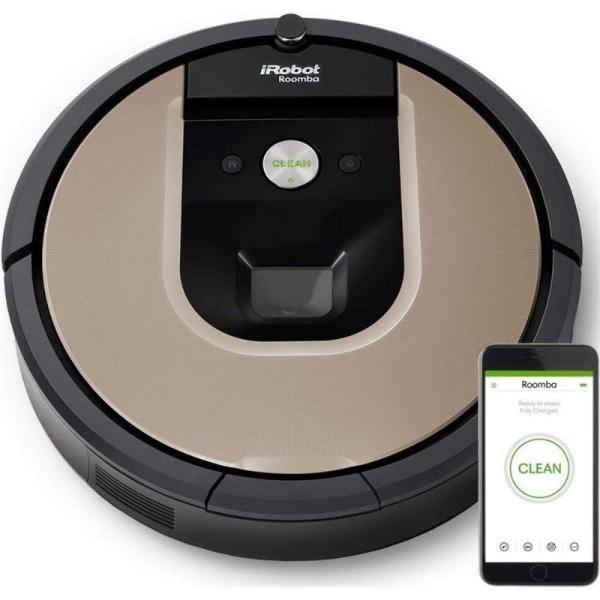 Robot hút bụi iRobot Roomba 966