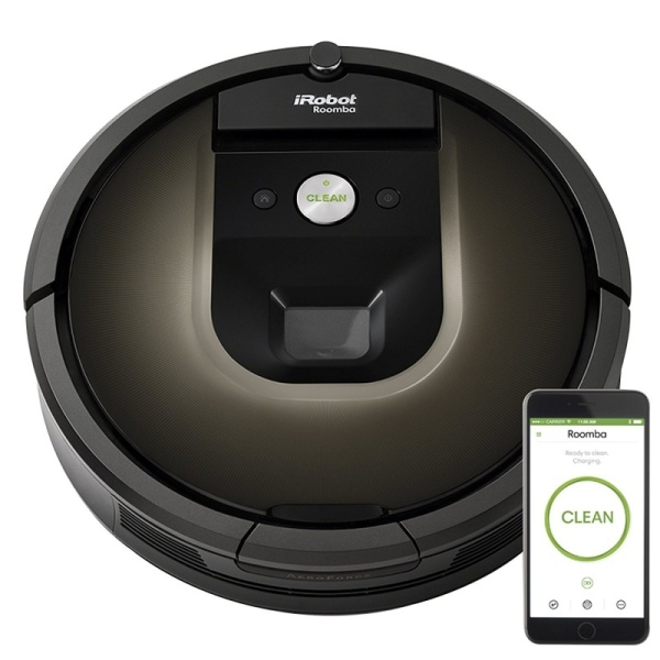 Robot hút bụi iRobot Roomba 980