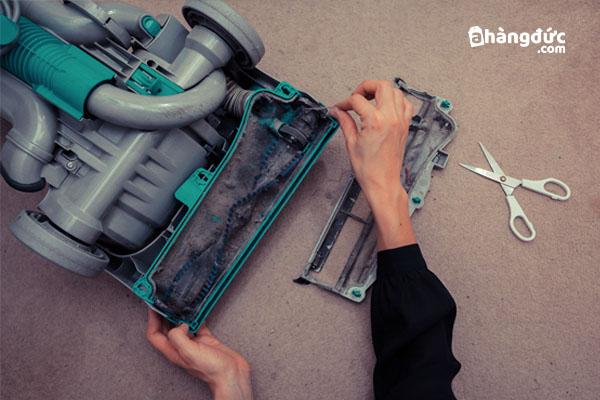 Cách sửa chữa máy hút bụi