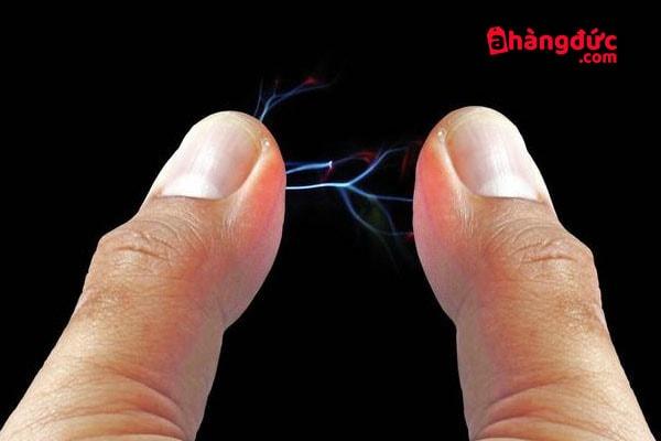 Ngăn ngừa nguy cơ tĩnh điện