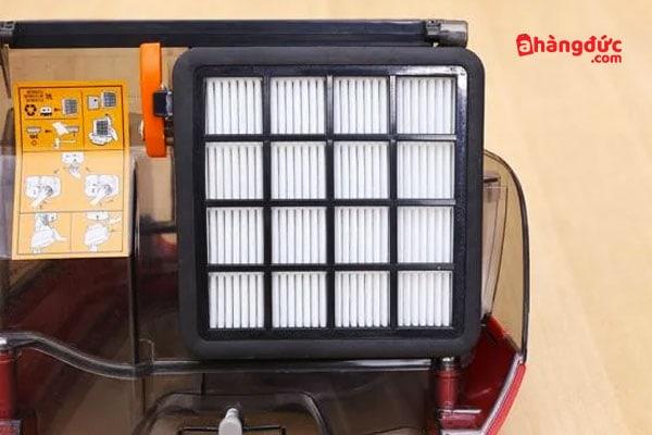 Bộ lọc của máy hút bụi Electrolux