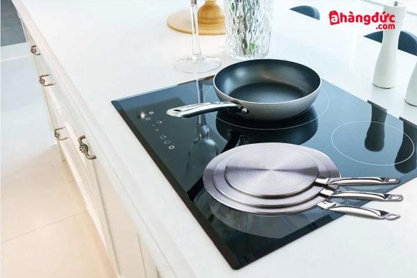 Đĩa chuyển nhiệt bếp từ Sticktop Disc