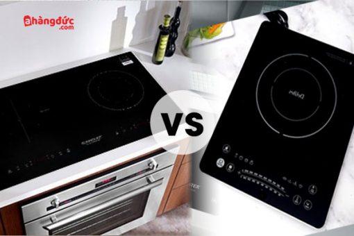 Bạn nên mua bếp từ đơn hay bếp từ đôi?