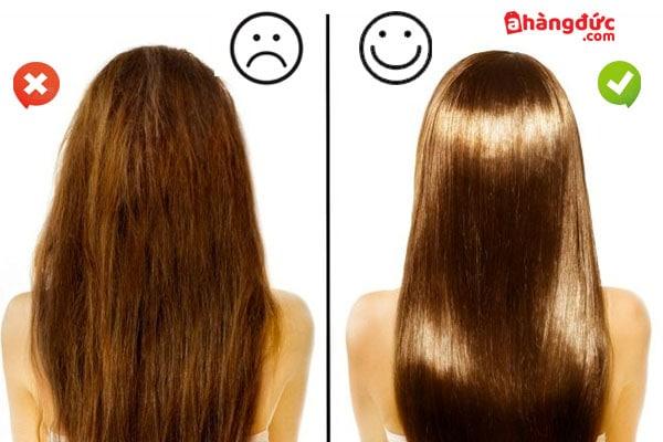 Sử dụng máy sấy không phù hợp dễ gây hư tóc