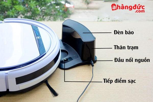 Hình ảnh bộ sạc pin robot