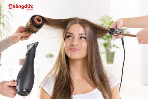 Máy sấy tóc nóng lạnh là công cụ tốt nhất để làm tóc