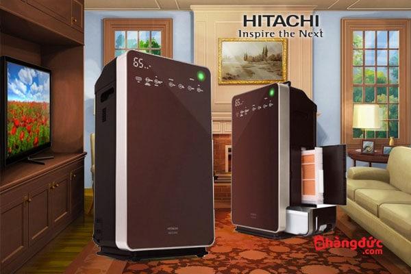 Máy lọc không khí tạo ẩm Hitachi