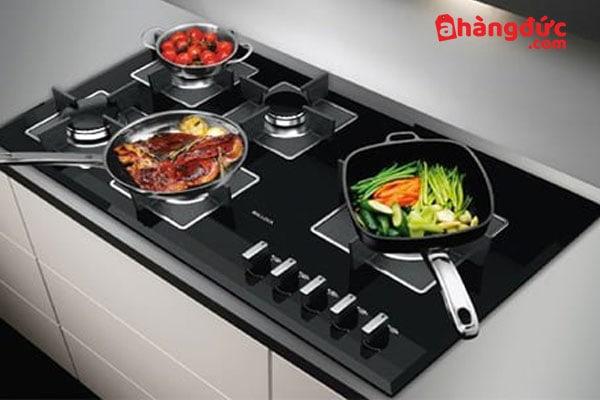 Nhiều mẫu bếp ga đời mới với vẻ đẹp tinh tế