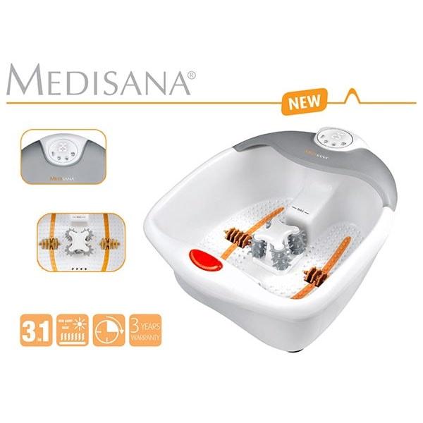 Bồn ngâm chân Medisana FS885